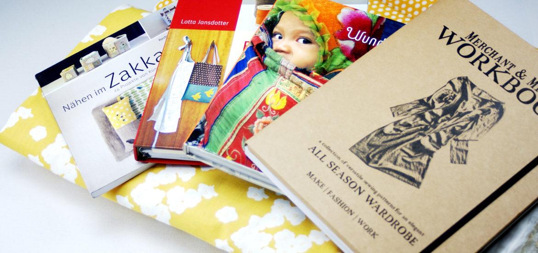 Die besten Bücher zum Thema Nähen | Ying Design