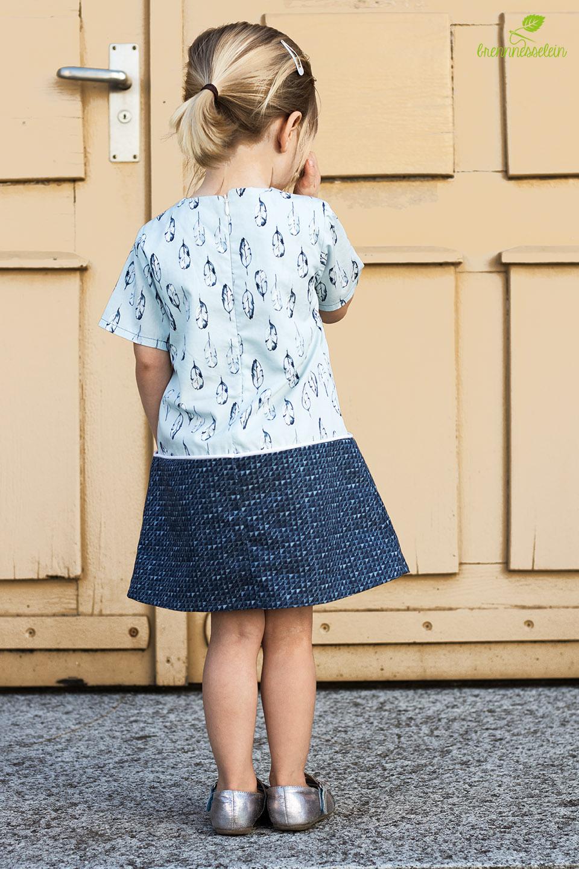 Unser Louisa Kleid – oder Grüsse aus dem Sommerferienmodus ...