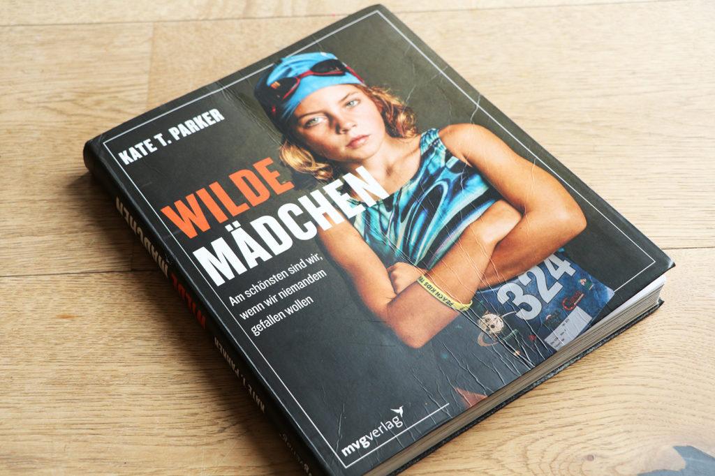 Buch Wilde Mädchen von Kate T. Parker, mvgverlag