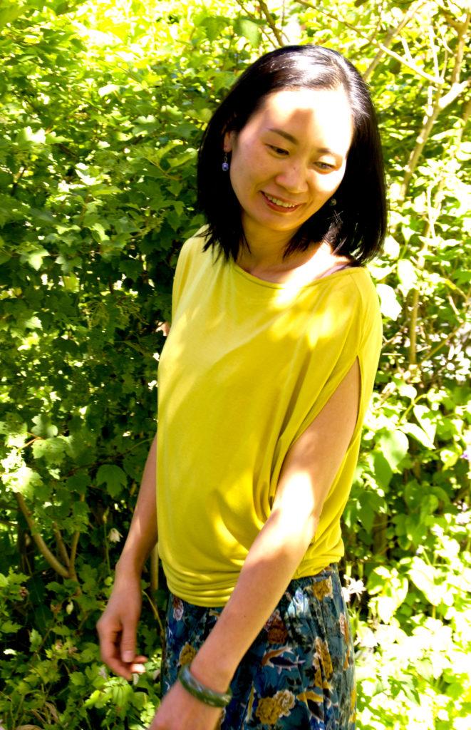 Näh dir dein Sommeroutfit im japanischen Stil